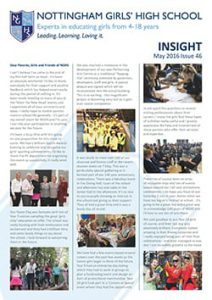 2 May Insight 2016
