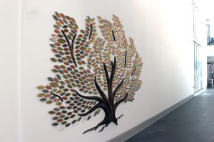 nottingham girls' high school donor tree