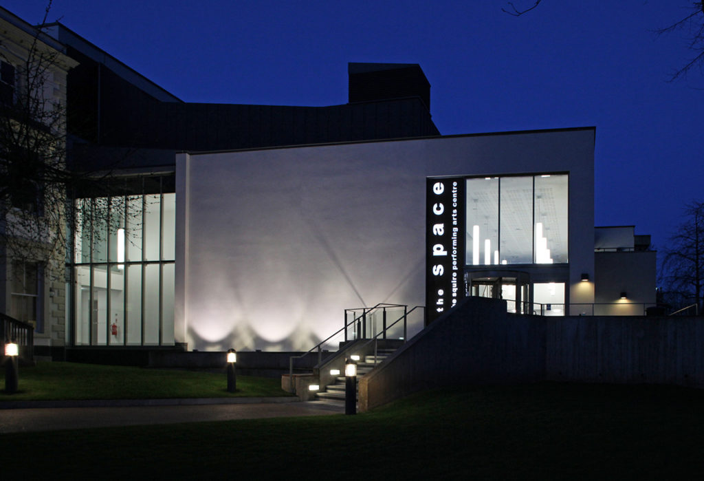 the space performing arts facility