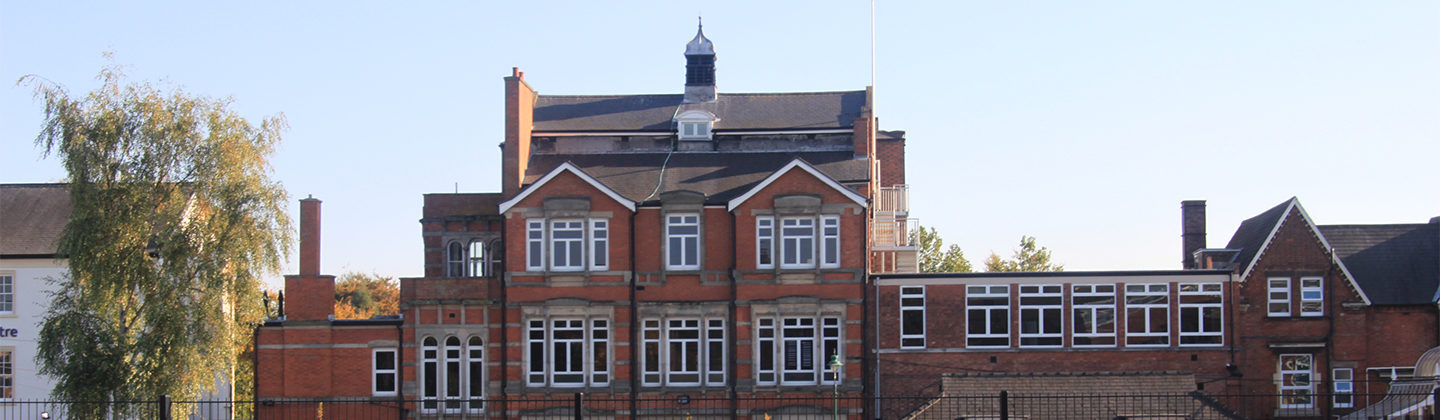 nottingham girls high school exterior