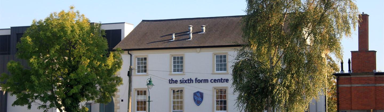 sixth form centre exterior