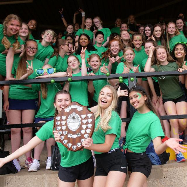 Nottingham girls' high school house